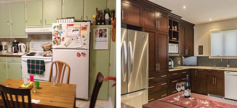 Cuisine petite et fonctionnelle maison design for Petite cuisine fonctionnelle