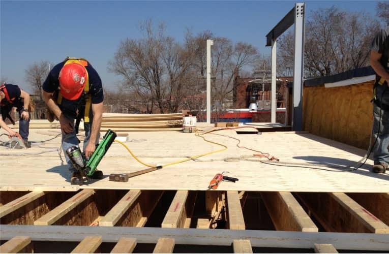 Max Larocque Construction - Agrandissement de maison