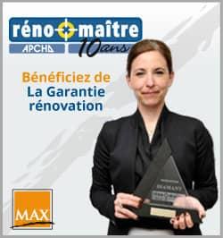Max Larocque Construction - Réno-Maître de l'APCHQ