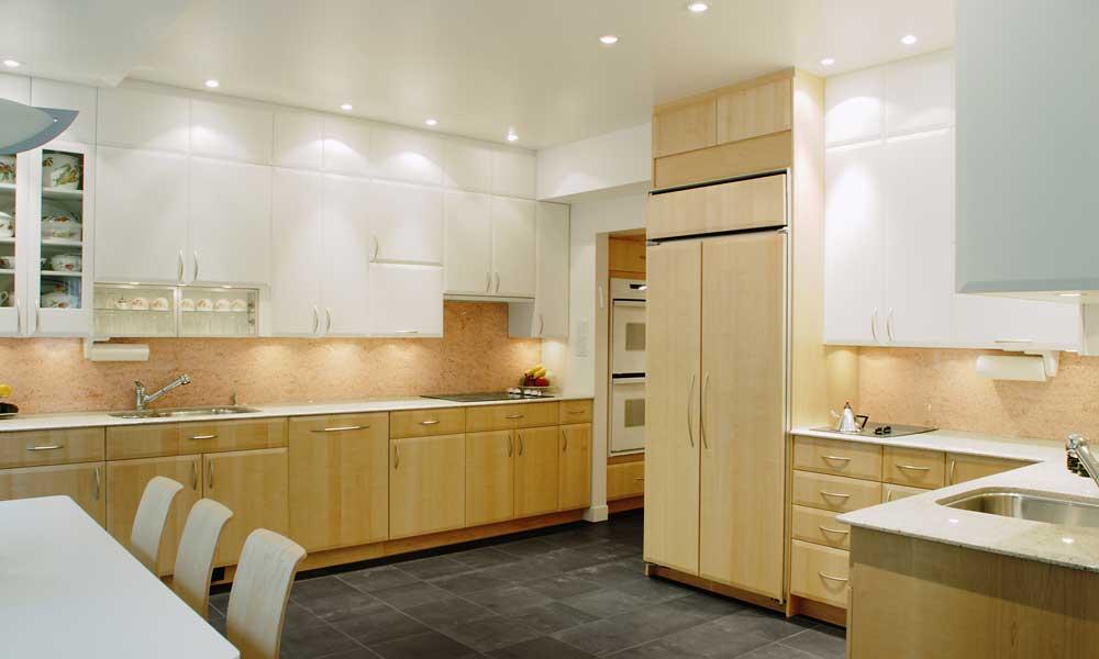 Entrepreneur en rénovation de cuisine Montréal