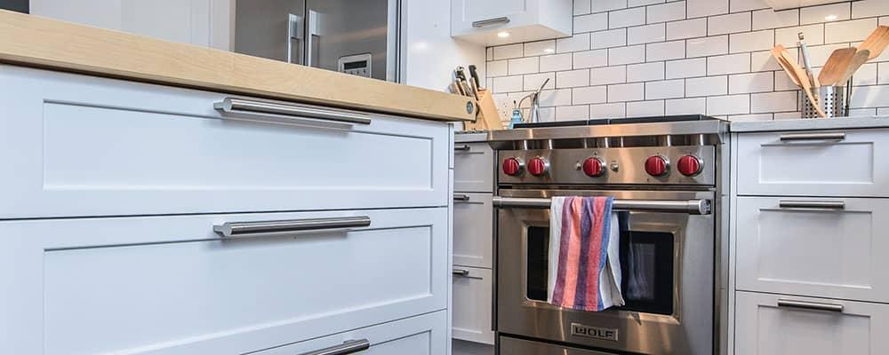 Rénovation de cuisine à Montréal