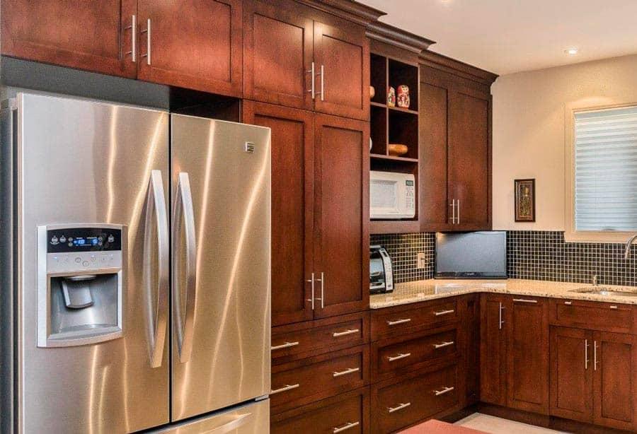 r novation de cuisine montr al max larocque construction. Black Bedroom Furniture Sets. Home Design Ideas