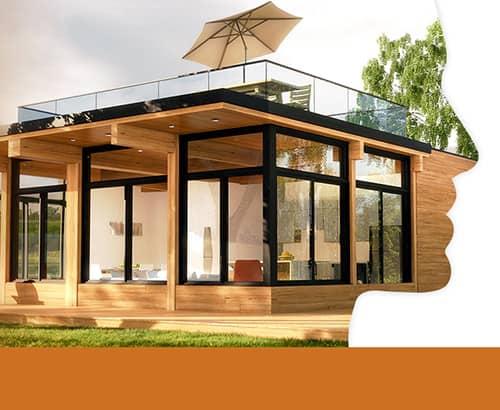 Max Larocque Construction à l'ExpoHabitation d'automne 2018 (kiosque 112)