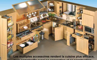 Tendances cuisines 2019: optimiser l'espace disponible