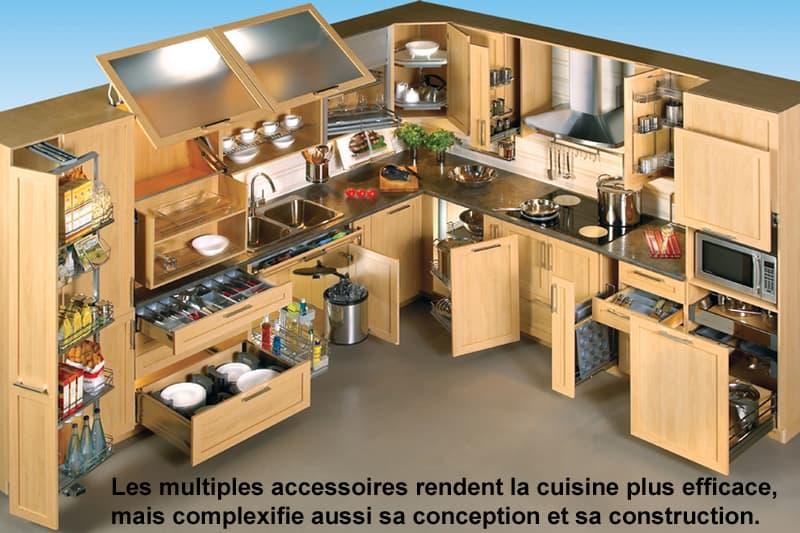 Tendances Cuisines 2019 Optimiser L 39 Espace Disponible Max Construction